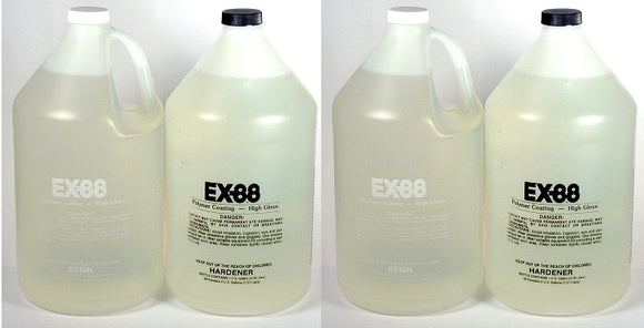 EX-88 Epoxy Coating Case of 4 Gallons  01188 CASE - Creative Wholesale