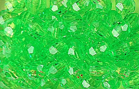 Faceted Beads 6mm Package 1080 pieces 700V - Creative Wholesale