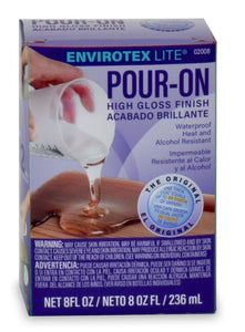 Envirotex Lite 8 ounce Kit 02008 - Creative Wholesale