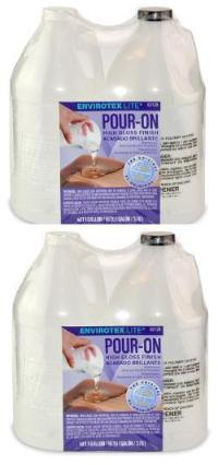 Envirotex Lite Case of 2 Gallons 02128C - Creative Wholesale