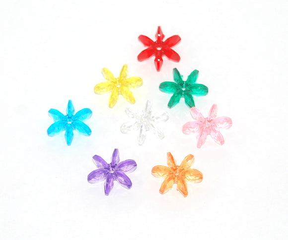 Sunburst Beads 18mm  270 pieces 950V