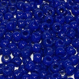 Pony Beads 6 X 9mm, Opaque Colors Pkg 1000