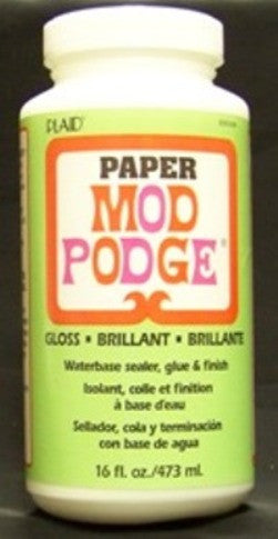 Mod Podge Paper Gloss 16 ounce CS11239