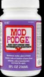 Mod Podge Hard Coat 8 ounce CS11245 - Creative Wholesale