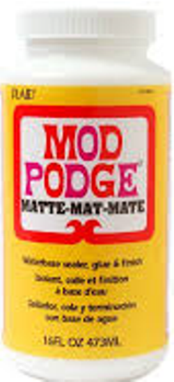 Mod Podge 16 ounce Matte CS11302 - Creative Wholesale