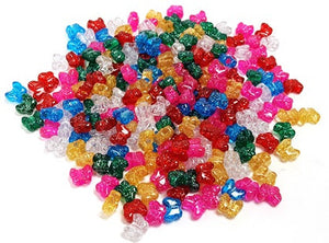 Butterfly Beads 13MM Sparkle Multi 1179V311 - Creative Wholesale