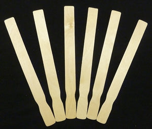 "Fan Handles Fan Sticks 12"" Natural 100 Pieces  PP12118-100 - Creative Wholesale"