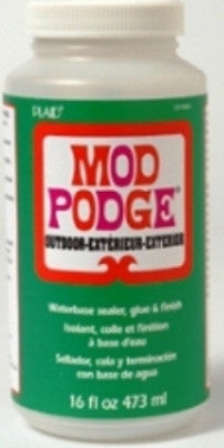 Mod Podge 16 ounce Outdoor CS15062 - Creative Wholesale