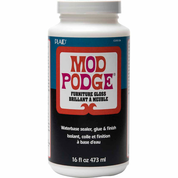 Mod Podge ® Furniture Gloss, 16 oz. - CS15126