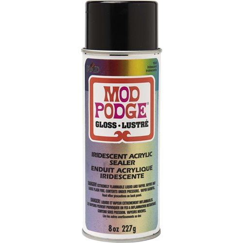 Mod Podge ® Iridescent Acrylic Sealer - Iridescent, 8 oz. - 1549