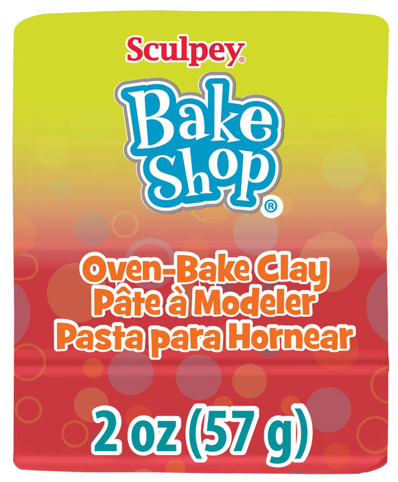 Bake Shop by Sculpey® 2oz  Red BA02 1810 - Creative Wholesale