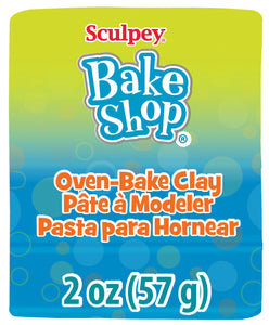 Bake Shop by Sculpey® 2oz Blue BA02 1826 - Creative Wholesale