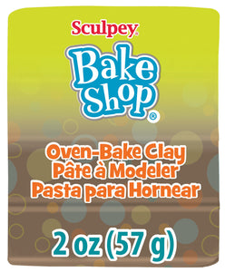 Bake Shop by Sculpey® 2oz Brown BA02 1832 - Creative Wholesale