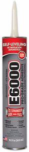 E6000 Glue Clear HV 10.2 oz Cartridge #222011 - Creative Wholesale