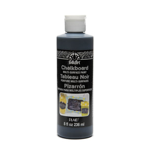 Mod Podge 8 oz Chalkboard Black Multi Surface 2651
