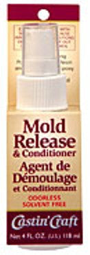 Mold Release/Conditioner 4 ounces    33900 - Creative Wholesale