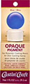 Opaque Pigment Blue 1 oz.,  #46280C  -   Case of 6 - Creative Wholesale