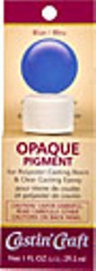 Opaque Pigment Blue 1 oz.,  #46280 - Creative Wholesale