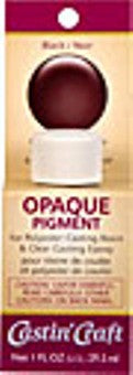 Opaque Pigment Black 1 oz.,  #46299C  -  Case of 6