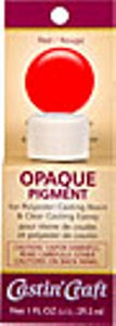 Opaque Pigment Red 1 oz., #46302 - Creative Wholesale