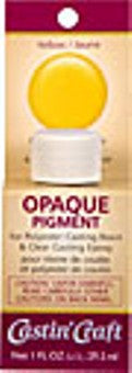Opaque Pigment Yellow 1 oz.,  #46337C  --  Case of 6 - Creative Wholesale
