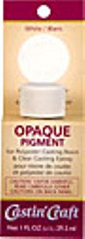 Opaque Pigment White 1 oz  #46345C  -  Case of 6