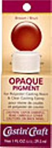 Opaque Pigment Brown 1 oz.,  #46353C  -  Case of 6
