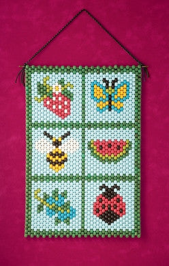 Beaded Banner Kit Summer #5355 - Creative Wholesale