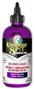 Unicorn Spit Sparkling Violet Vulture 8 oz bottle 5776002 - Creative Wholesale