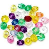 Rondelle, 6mm, Package 1350 pieces   740V - Beadery Products