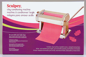 Sculpey Clay Conditioning Machine (New Improved) AS2174 - Creative Wholesale