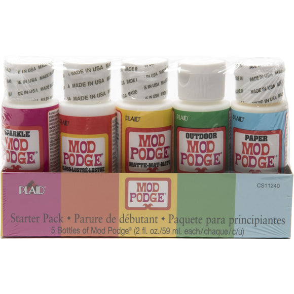 Mod Podge Starter Set  CS11240