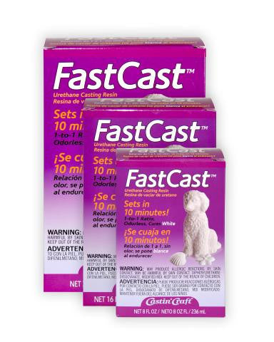 Castin' Craft Fastcast Urethane 8 Oz Kit 32008 - Creative Wholesale