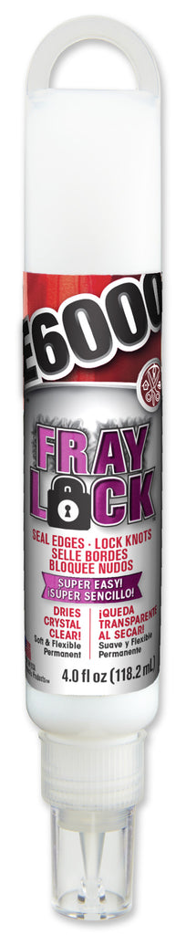 Fray Lock 4 fl ounce Hang Bottle 565202 - Creative Wholesale