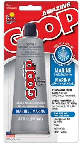Amazing Marine Goop, 3.7oz Tube 6/Case 170011C - Creative Wholesale