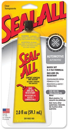 Seal All 2 ounce 6 Per Case 380113C
