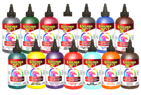 Unicorn Spit 8 oz bottle  14 color paint collection 57714