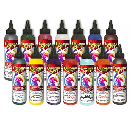 Unicorn Spit 4 oz bottle  14 color paint collection 57704 - Creative Wholesale
