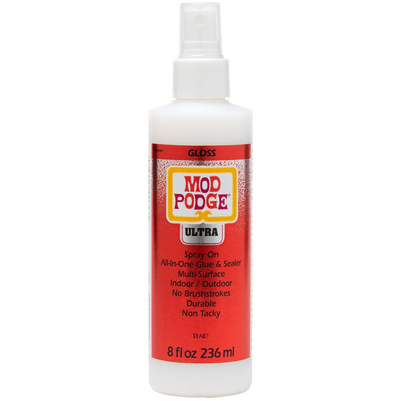 Mod Podge 8 ounce Ultra Gloss CS44653 - Creative Wholesale