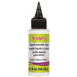 Liquid Bakeable Sculpey Pearl ALSPL02