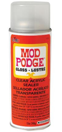 Mod Podge Acrylic Sealer gloss 12 ounces #1470