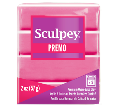 Premo Sculpey®Blush 2 oz bar, PE02 5020 - Creative Wholesale