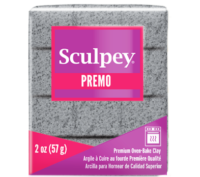 Premo Sculpey® Accents Granite, 2 oz bar, PE02 5065 - Creative Wholesale
