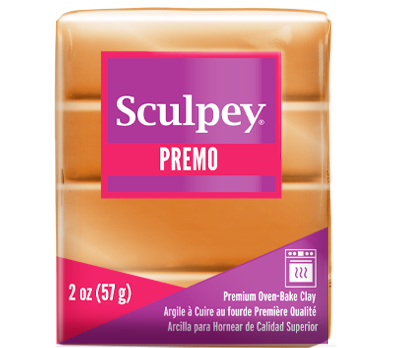 Premo Sculpey® Accents Copper, 2 oz bar, PE02 5067 - Creative Wholesale