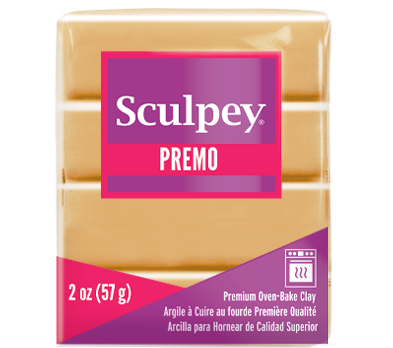 Premo Sculpey® Ecru, 2 oz bar, PE02 5093 - Creative Wholesale