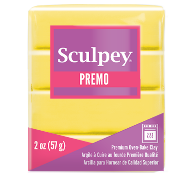 Premo Sculpey® Sunshine, 2 oz bar, PE02 5525 - Creative Wholesale