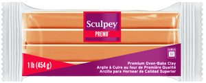 Premo Sculpey® Clay Beige 1 pound bar PE1 5092 - Creative Wholesale