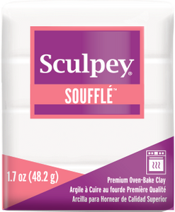 Sculpey Souffle Igloo, 1.7 ounce, SU 6001 - Creative Wholesale