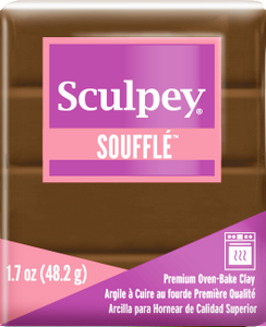 Sculpey Souffle Cowboy, 1.7 ounce SU 6053 - Creative Wholesale