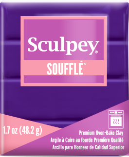 Sculpey Souffle Royalty, 1.7 ounce SU 6513 - Creative Wholesale